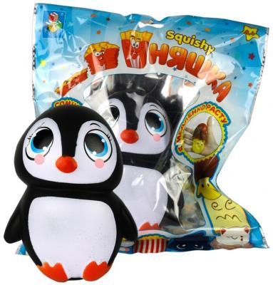 Игрушка 1Toy Пингвин: антистресс мммняшка (squishy) цена