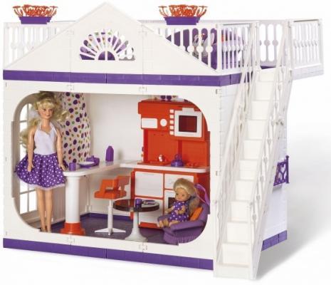 Купить Дом для кукол Огонек Конфетти, для девочки, Домики и аксессуары