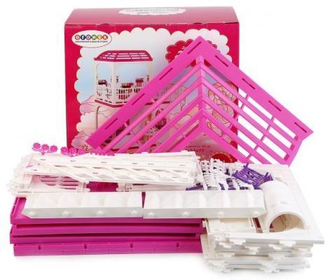 Купить Дом для кукол Огонек Зефир, для девочки, Домики и аксессуары