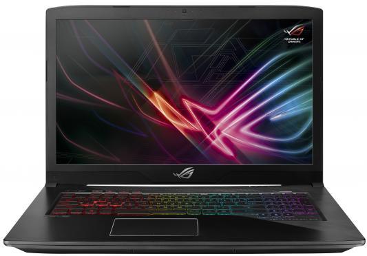 Ноутбук Asus GL703GM-EE186 i5-8300H (2.3)/12G/1T+128G SSD/17.3 FHD AG 120Hz/NV GTX1060 3G/noODD/BT/noOS Gunmetal