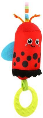 ходунки pilsan love bug baby walker божья коровка red 07 499 Игрушка подвесная Tiny Love Божья коровка