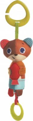 Интерактивная игрушка Tiny Love Медвежонок с рождения tiny love игрушка подвеска медвежонок
