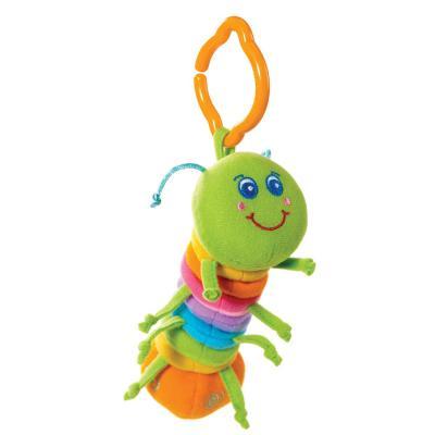 Купить Развивающая игрушка Гусеничка (вибрирует), Tiny Love, Развивающие центры для малышей