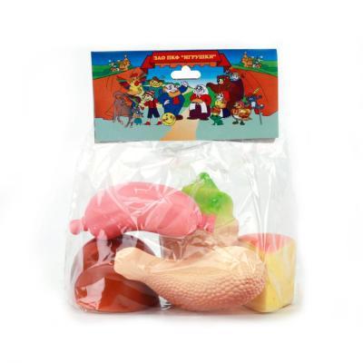 игрушки для ванны Набор игрушек для ванны Пфк игрушки Вкусные продукты