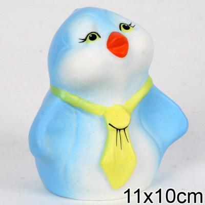 игрушки для ванны Резиновая игрушка для ванны Пфк игрушки Пингвинёнок