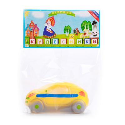 Резиновая игрушка Пфк игрушки Машина ДПС