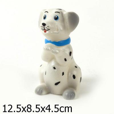 Купить Резиновая игрушка для ванны Пфк игрушки Далматинец 12.5, в ассортименте, Игрушки для купания