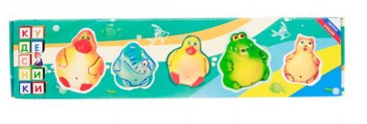 игрушки для ванны Набор игрушек для ванны Пфк игрушки Брызгалки 5 см