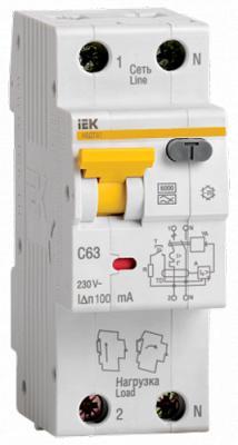 Фото - Iek MAD22-5-025-C-30 АВДТ 32 C25 - Автоматический Выключатель Дифф. тока дифавтомат авдт 64 c 32а 30 ма tdm sq0205 0008