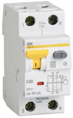 Iek MAD22-5-032-C-30 АВДТ 32 C32 - Автоматический Выключатель Дифф. тока автоматический выключатель дифференциального тока tdm авдт 63 b 16а 10ма sq0202 0009