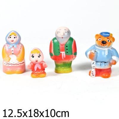 Набор игрушек для ванны Пфк игрушки Машенька и медведь 12.5 запчасти и аксессуары для радиоуправляемых игрушек diy 58 nvie 0 5 60158