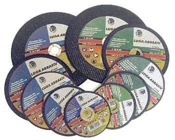 Картинка для Отрезной диск 500 х 5 х 32 А24 2-я сетка  по металлу цена за 1шт
