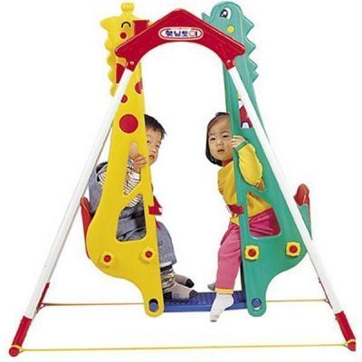 Качели Haenim Toy Жираф-Дракон DS-710 качели haenim toy жираф дракон для двоих детей