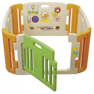 Манеж Haenim Toy HNP-734M качели haenim toy жираф дракон для двоих детей