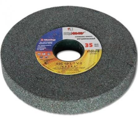 Шлифовальный круг 1 350 Х 40 Х 127 63С 60 K,L (25СМ) круг шлифовальный луга абразив 1 350 х 40 х 76 63с 60 k l
