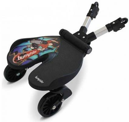 Купить Универсальная подножка для второго ребенка Bumprider (skateboard), Подножки для второго ребёнка
