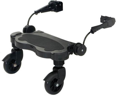Купить Подножка для второго ребенка FD-Design Kiddie Ride On (черный), Подножки для второго ребёнка