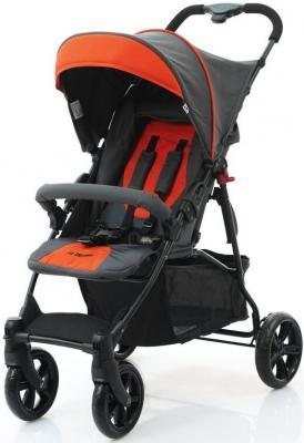 Прогулочная коляска FD-Design Treviso 4 (anthracite/flame)