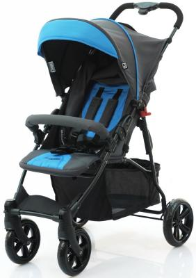 Прогулочная коляска FD-Design Treviso 4 (anthracite/water)