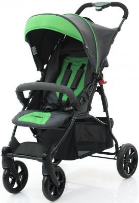 Прогулочная коляска FD-Design Treviso 4 (anthracite/grass)