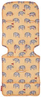 Матрасик в коляску Maclaren (elephants) аксессуары для колясок maclaren дождевик maclaren