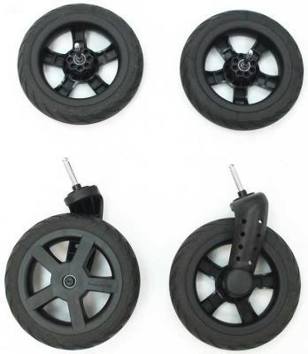 Комплект колес для коляски TFK Dot(T-008-DOT-8Zoll)