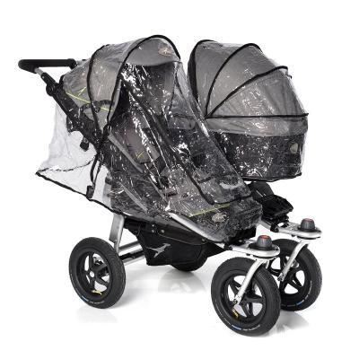 Дождевик для коляски TFK Twin Adventure (одинарное) адаптер для коляски tfk twin adventure