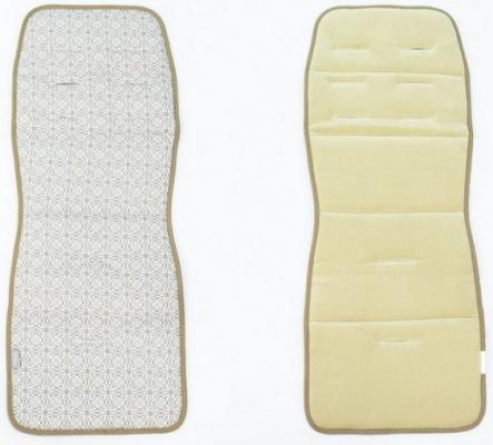 Матрас в коляску Ceba Baby (ornament) комплекты в коляску esspero матрас универсальный baby cotton lux