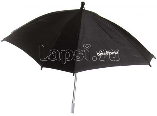 Зонтик Babyhome Sun для колясок Vida/Emotion (black)