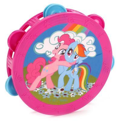 Бубен ИГРАЕМ ВМЕСТЕ MY LITTLE PONY my little pony играем вместе my little pony