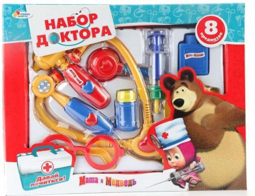 купить Набор доктора ИГРАЕМ ВМЕСТЕ Доктор 8 предметов по цене 677 рублей