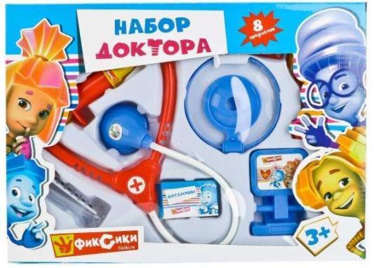 купить Набор доктора ИГРАЕМ ВМЕСТЕ Доктор 8 предметов по цене 250 рублей