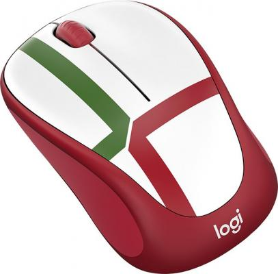 Мышь беспроводная Logitech Wireless Mouse M238 Fan Collection PORTUGAL 910-005430 рисунок USB цена