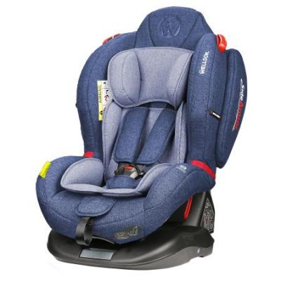 Автокресло Wellodon Royal Baby Dual Fit (blue)