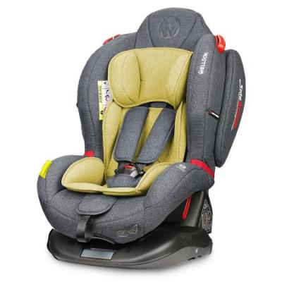 Автокресло Wellodon Royal Baby Dual Fit (olive) автокресло happy baby joss beige