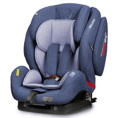 Автокресло Wellodon Encore Fit (blue) автокресло welldon encore fit sidearmor cuddleme isofix