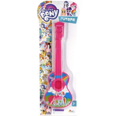 Гитара ИГРАЕМ ВМЕСТЕ MY LITTLE PONY my little pony играем вместе my little pony