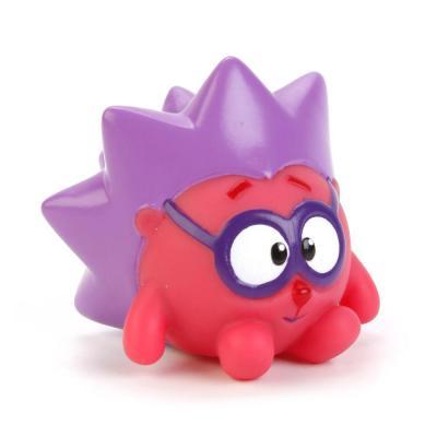 Купить Резиновая игрушка для ванны ИГРАЕМ ВМЕСТЕ Ёжик, разноцветный, Игрушки для купания