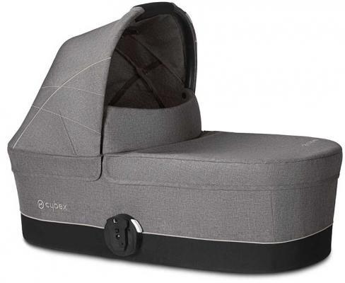 купить Люлька Cybex Carry Cot S (manhattan grey) онлайн