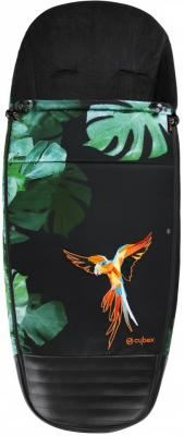Накидка для ножек для коляски Cybex Priam(birds of paradise)