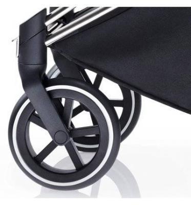Комплект передних колес для коляски Cybex Priam (TR chrome) адаптер ось передних колес для коляски cybex priam matt black