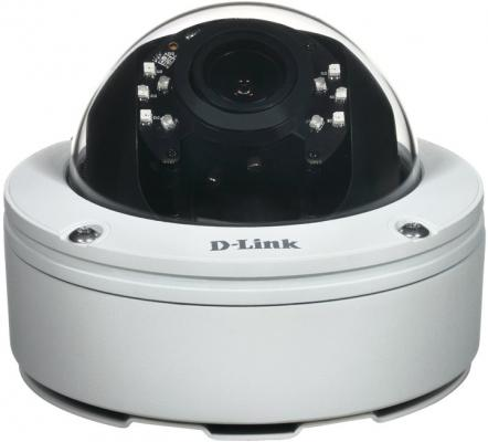 Видеокамера D-Link DCS-6517/A1A CMOS 1/3.2 2560 x 1920 MJPEG H.264 10/100Base-TX Fast Ethernet PoE белый видеокамера d link dcs 8100lh a1a cmos 1 2 7 1280 x 720 h 264 mjpeg wi fi белый