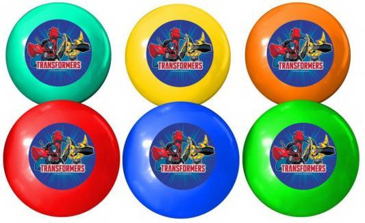 Мяч ИГРАЕМ ВМЕСТЕ &quot,Трансформеры&quot, цвет в ассортименте ПВХ