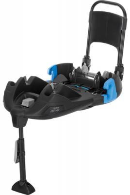 База для установки автокресла в автомобиле Britax Romer Baby-Safe Belted Base (black) surplice neck self belted floral dress