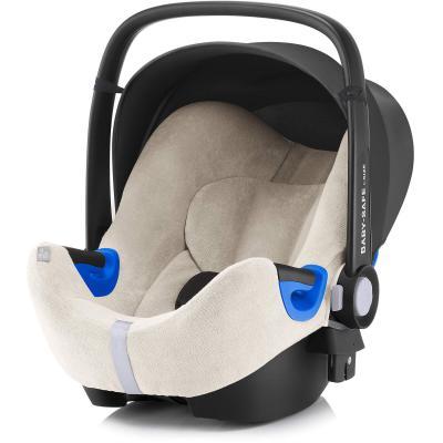Летний чехол для автокресла Britax Romer Baby-Safe i-Size (белый)