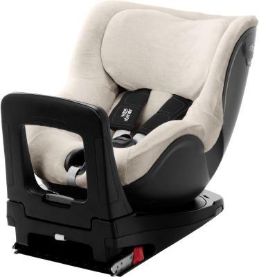 Летний чехол для автокресла Britax Romer Dualfix i-Size (бежевый) летний чехол для автокресла britax romer baby safe i size бежевый