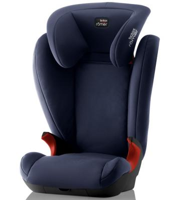 Автокресло Britax Romer Kid II Black Series (moonlight blue trendline)