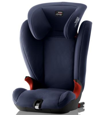 Автокресло Britax Romer Kidfix SL Black Series (moonlight blue trendline) автокресло britax romer kidfix sl black series trendline moonlight blue 2000029677