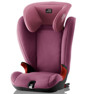Автокресло Britax Romer Kidfix SL Black Series (wine rose trendline) автокресло britax romer kidfix sl black series trendline moonlight blue 2000029677