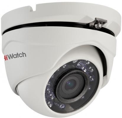 IP-камера HiWatch DS-l203 (4 mm) 2Мп уличная IP-камера с EXIR-подсветкой до 30м 1/2.8'' Progressive Scan CMOS матрица; объектив 4мм; угол обзора 83.6° ip камера hiwatch ds i128 2 8 12 mm 1 3мп уличная купольная ip камера с ик подсветкой до 20м 1 3 progressive scan cmos объектив 2 8 12мм угол о